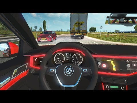 Euro Truck Simulator 2 - 2018 Volkswagen Polo GTI | Rotterdam to Groningen