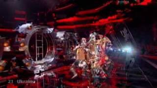 Svetlana Loboda - Be my Valentine! (Anti-crisis Girl) (Ukraine) - Eurovision 2009 (The  Final)