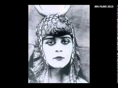 theda-bara-1885-1955-in-cleopatra-1917-and-speaking-about-silent-film-acting-technique