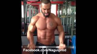 Lazar Angelov   Arms Biceps & Triceps Workout   Gain Muscle Mass 2016 !