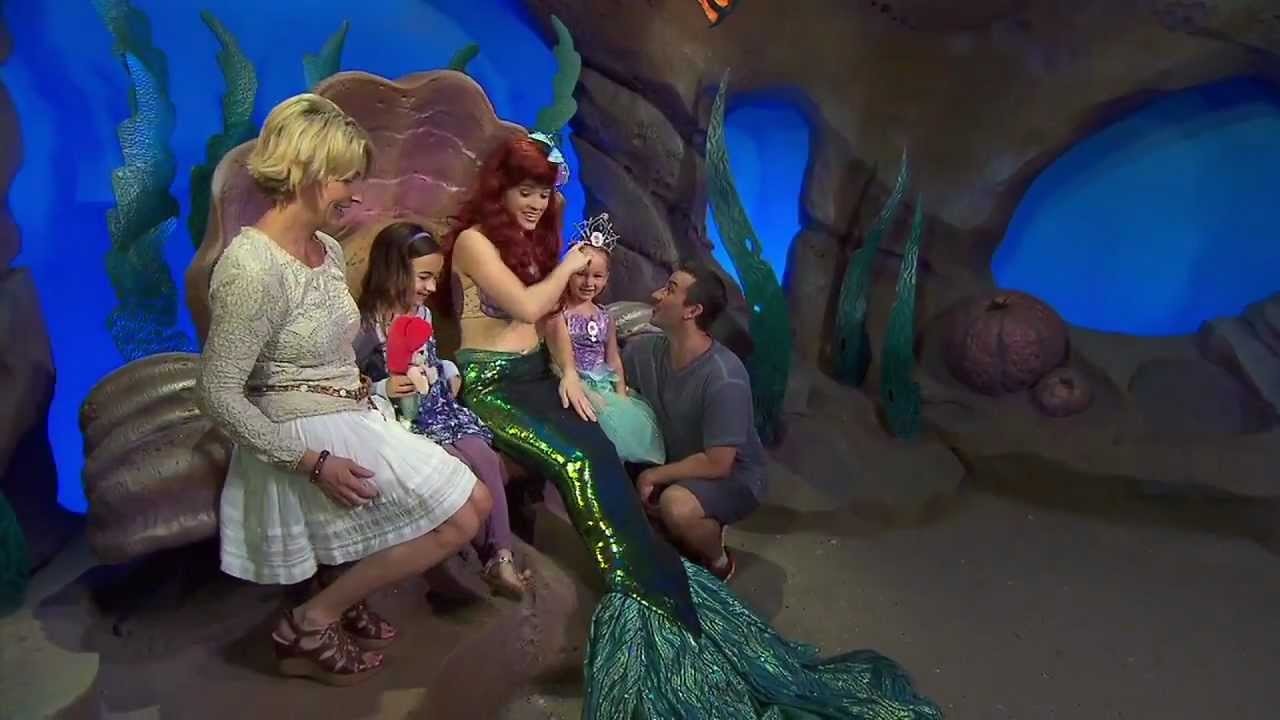 meet and greet mermaid florida