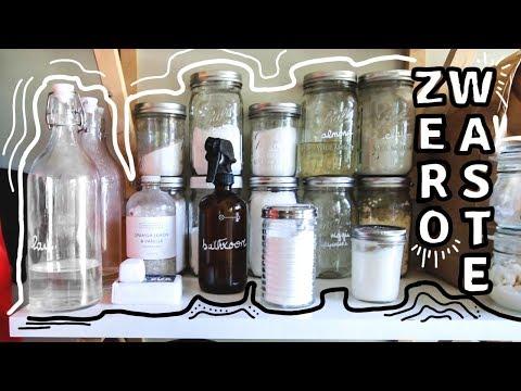 ZERO WASTE HOUSE TOUR • Tips to Start...