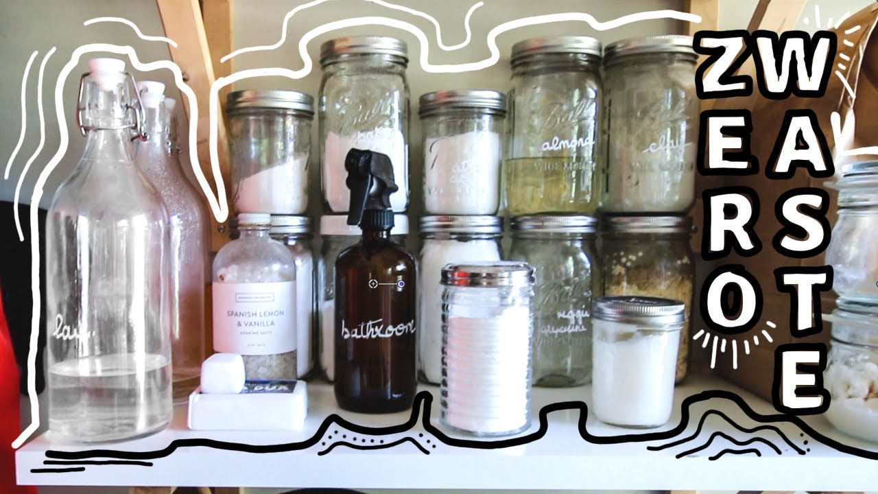 ZERO WASTE HOUSE TOUR • Tips to Start...