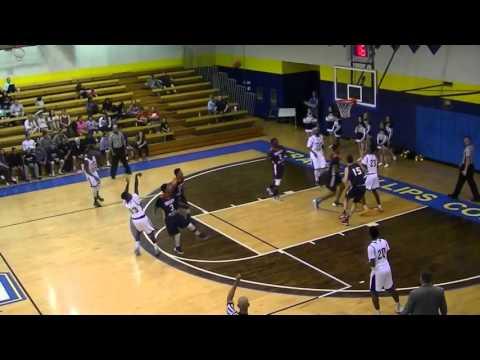 Jordan Dingle Frank Phillips College mid season 2015/2016
