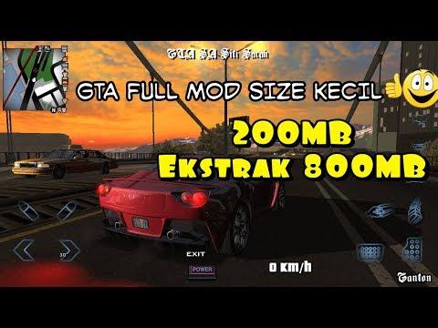 GTA SA LITE FULL MOD/MODPACK - ALL GPU