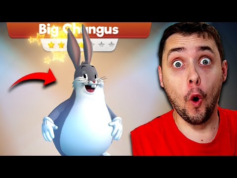 Big Chungus I UNLOCK HIM - Looney Tunes World of Mayhem Game Gameplay