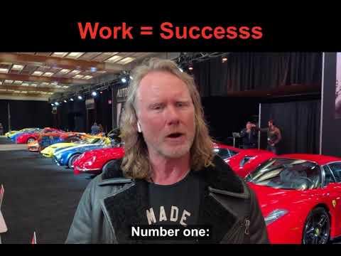 Work = Success