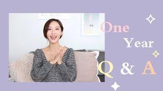 【周年视频】Q&A + $1000 Giveaway🎁 博主工作 | 收入与花销 |  做youtuber有幸福感吗 | 拍摄器材与调色工具 | IrisDaily