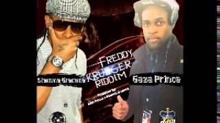 Freddy Krueger Riddim Instrumental/Version (Vendetta-GazaPrince) June 2013 |Follow @YoungNotnice