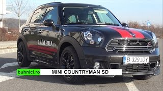 Mini Countryman Cooper SD Review (www.buhnici.ro)