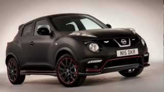 Nissan Juke Nismo Dark Knight Rises 2012 Videos