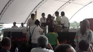 Video Kapax del Amazonas con el Presidente Juan Manuel Santos de Colombia download MP3, 3GP, MP4, WEBM, AVI, FLV November 2017