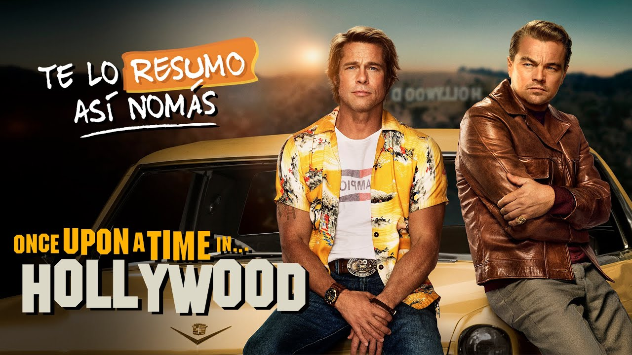 Download Once Upon a Time in Hollywood | #TeLoResumo