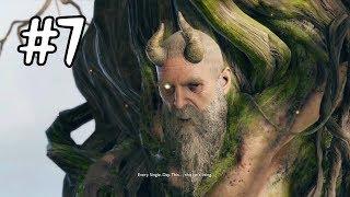 God Of War 4 PS4 - Part 7 - MIMIR!