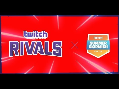 🔴FORTNITE Torneo TWITCH RIVALS Pow3rtv Rekins Wizardjo Forza Italia ! thumbnail