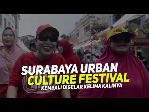 Surabaya Urban Culture Festival 2017