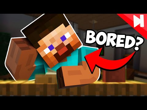 41 Minecraft Things To Do When Bored At Home