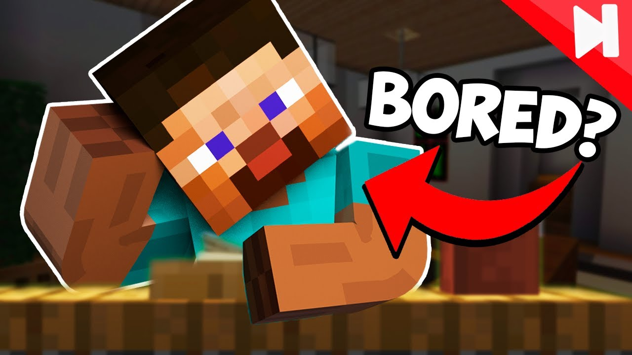 Download 41 Minecraft Things to Do When Bored at Home