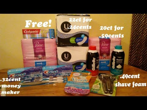 Rite aid couponing! Week of 12/17/17