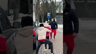Joker Prank. fight with grandpa. Dednahype show #7 #shorts