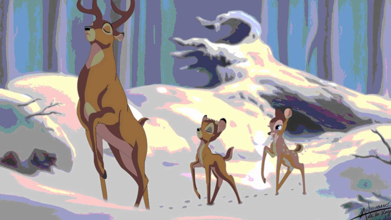 Bambi 3 There is life - YouTube