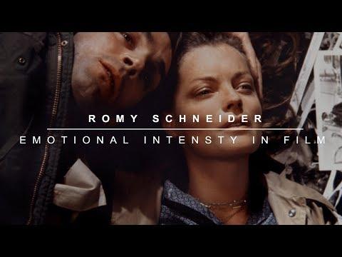 Romy Schneider: Emotional Intensity In Film