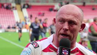 Higham urges fans to stick with Leigh