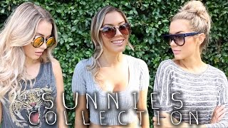 My SUNGLASSES COLLECTION | karissa pukas