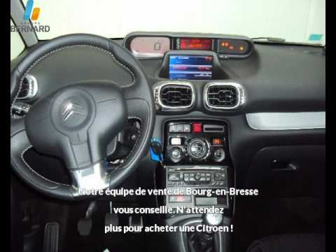 citroen c3 picasso occasion en vente bourg en bresse 01 par peugeot bourg en bresse youtube. Black Bedroom Furniture Sets. Home Design Ideas
