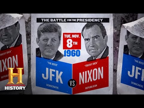 JFK vs. Nixon - Election 1960 | Election Day with David Eisenbach | History