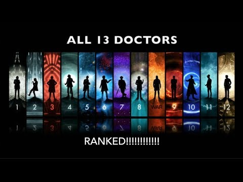 Download Doctor Who: All 13 Doctors Ranked From Worst to Best