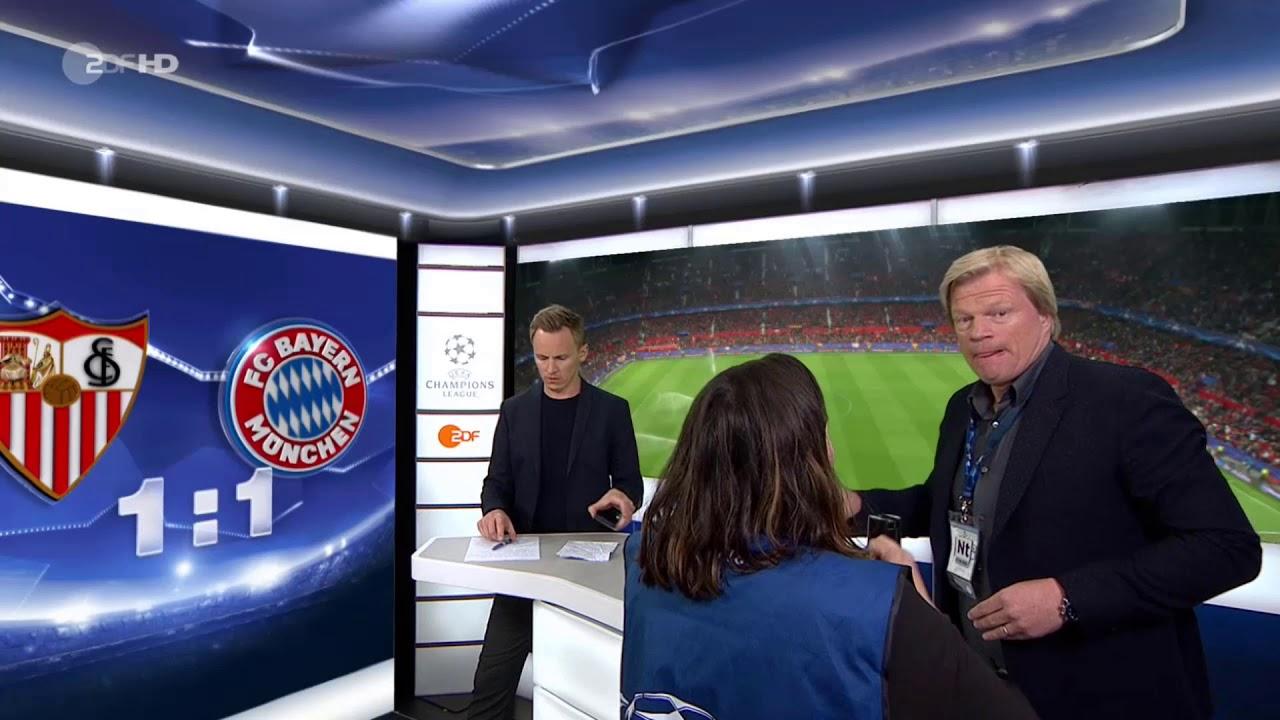 Zdf Bayern Sevilla