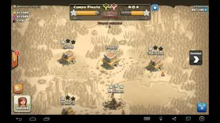 Clash Of Clans, como atacar y defender con dragones
