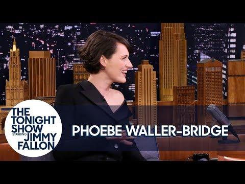 Phoebe Waller-Bridge Reveals Secrets Behind Playing a Star Wars Droid in Solo