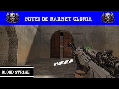 Blood Strike: Barrett Gloria (Sou Mito)