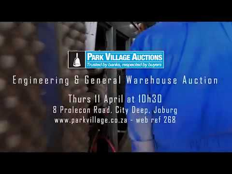 Engineering & General Warehouse Auction
