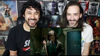 THE SHAPE OF WATER - Official TRAILER REACTION & REVIEW!!!