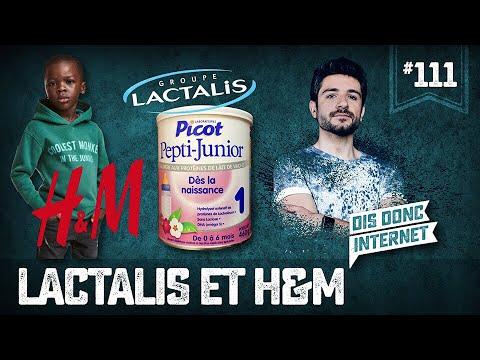 Lactalis et H&M - VERINO #111 // Dis donc internet...