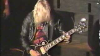 Slayer - The Antichrist (live 1985 from combat tour)