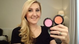 My BLUSH Favs for Spring/Summer