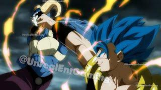 Gogeta Vs Moro NEW Form In The Finale Of The Dragon Ball Super Manga? (Fusion Vs Moro)