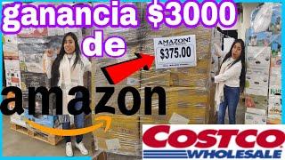 PAGUE $375 por $3000 PALLET de AMAZON de DEVOLUCIONES DE CLIENTES DE AMAZON😱
