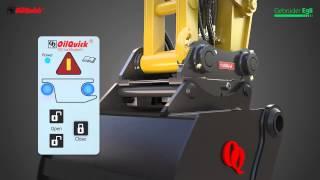 Steuerungssystem OQ-LockSupport - einfach sicher wechseln
