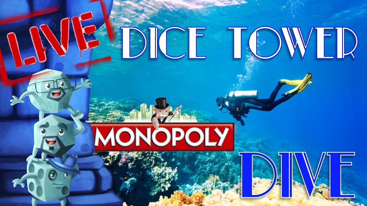 Dice Tower DIVE: Monopoly