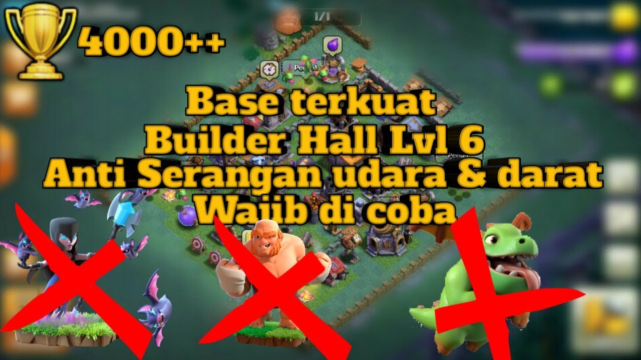 Base Aula Tukang Level 6 Anti Bintang 1 1
