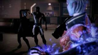 Mass Effect 2 -VIP afterlife club part 2