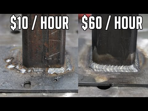 How Much Money Should I Charge For My Welds?
