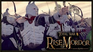 The Last Alliance - Total War Rise Of Mordor Gameplay We are back w...