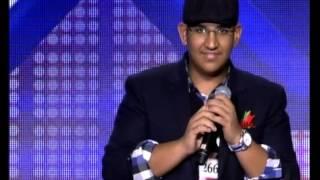 تجارب الأداء شعيل نبيل شعيل  - The X Factor 2013