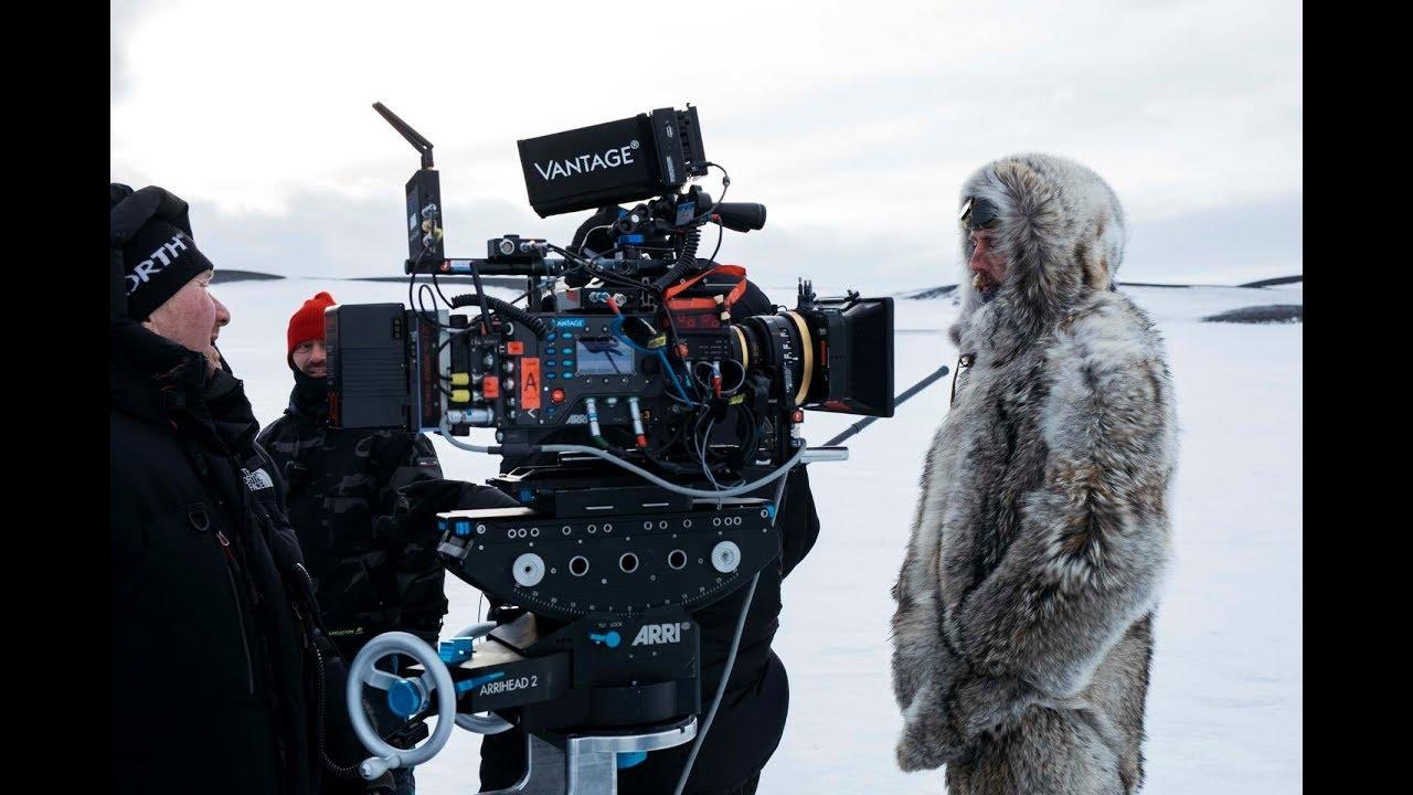 Amundsen - behind the scenes VFX